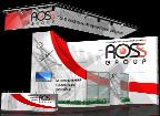 Дизайн-проект выставочного стенда бизнес класса компании ROSS GROUP