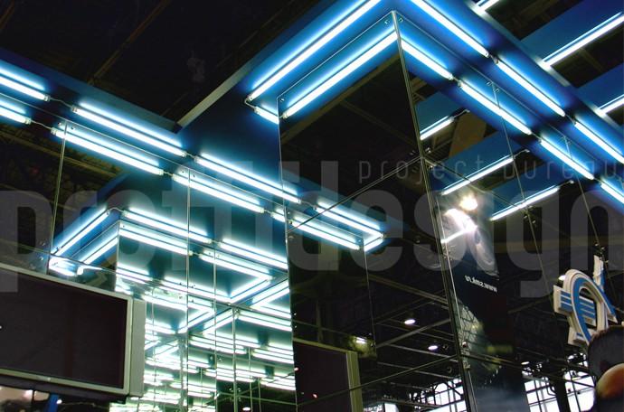 Дизайн стенда бизнес класса компании «СМК» - фото