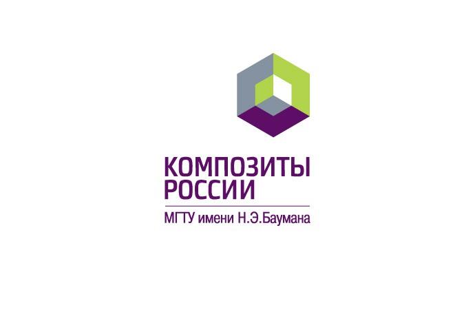 дизайн логотипа для компании «Композиты России»