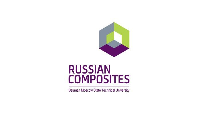 разработка логотипа для компании «Композиты России» (версия на латинице)