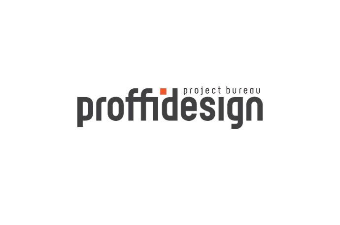 логотип дизайн-бюро «ПРОФФИ ДИЗАЙН»
