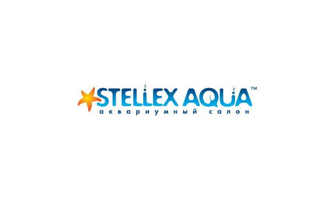 дизайн логотипа компании «Стеллекс Аква»