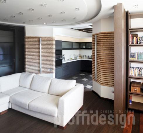 Элитный ремонт квартиры по дизайн-проекту - Москва