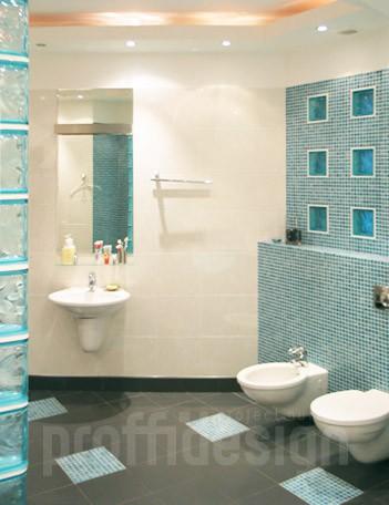 Дизайн интерьера ванной комнаты, фото
