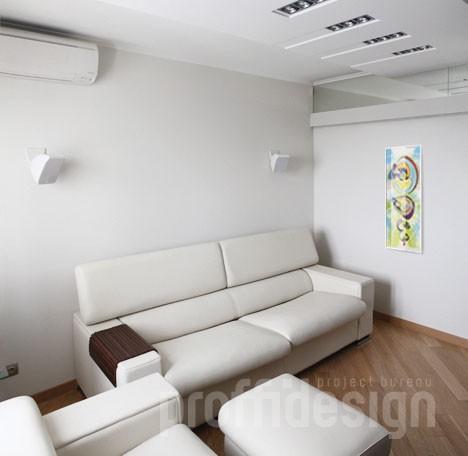 Дизайн интерьера квартиры в Москворечье-Сабурове - фото