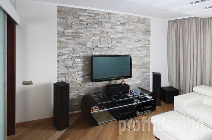Дизайн интерьера квартиры в Москворечье-Сабурове