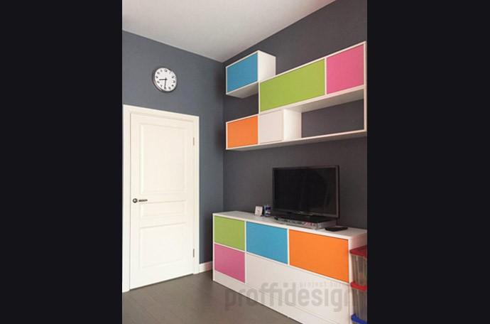 Мебель на заказ в детскую комнату