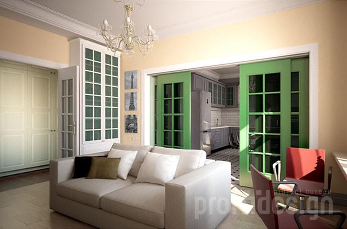 Мебель для трехкомнатной квартиры фото