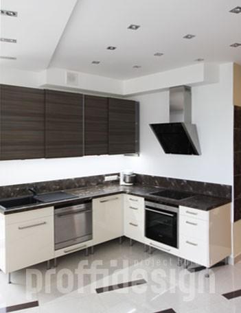 Дизайн интерьера квартиры на Можайском шоссе - кухня