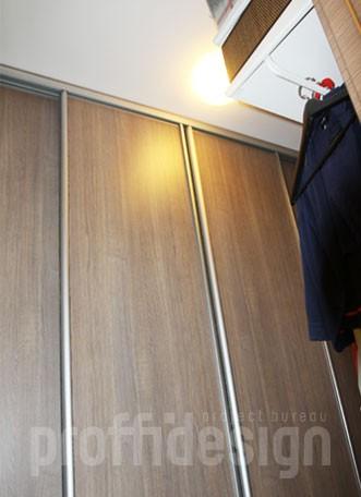 Шкаф-купе для гардеробной комнаты - заказать в Москве