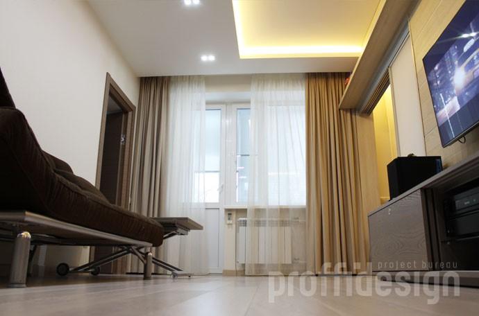 Дизайн и ремонт квартиры в пятиэтажке - фото