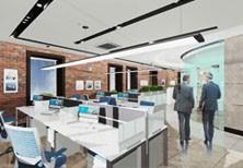 Дизайн-проект офиса компании «Оборонлогистика» в Москве