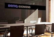 Дизайн-проект интерьера офиса компании BENQ-SIEMENS.