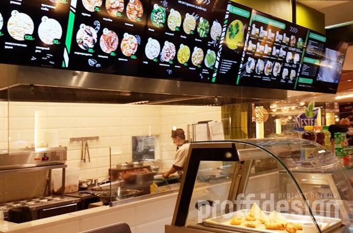 Фото меню лапшичной-суши-бара «СушиТун wok» в ТРК VEGAS Крокус Сити