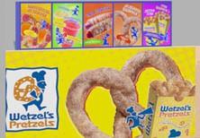 Проект-адаптация бренда кафе-пекарни Wetzel's Pretzels, ТРЦ «Европейский»