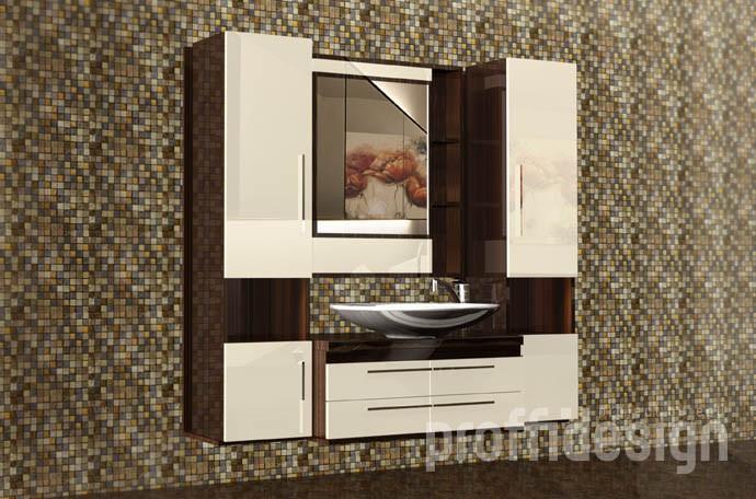 """Изготовить эксклюзивный комплект мебели для ванной комнаты """"Филадельфия-2"""""""