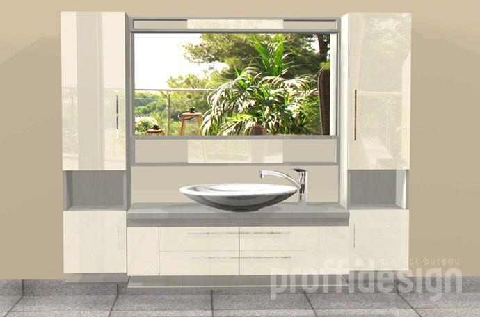 Изготовление мебели для ванной комнаты, мебель на заказ в Москве
