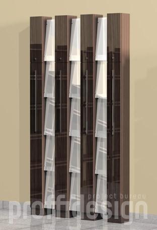 Дизайн шкафа-светильника