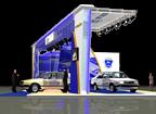 Дизайн эксклюзивного выставочного стенда группы компаний «ГАЗ»