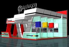 Дизайн эксклюзивного стенда компании ARMSTRONG
