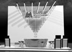 Дизайн-проект выставочного стенда компании «ММК».