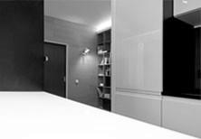 Дизайн интерьера квартиры на улице Удальцова - фото