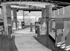 Дизайн выставочного зала для компании КБП, Тула